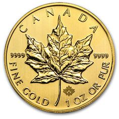 Buy Gold Online | Buy 2013 1 oz Gold Canadian Maple Leaf Coins | APMEX.com