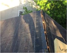 Your roof's age can indicate if it needs replacing. Most roofs only last about 20 years. If your existing roof was put directly into an older one, you really do need to replace it. Dark Colors, Light Colors, Area Of Expertise, Diy Home Repair, Going Out Of Business, Great Photos, Entrance, Wood, Roof Ideas