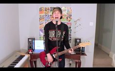 Stacy's Mom - Fountains of Wayne Cover. Patty Walters is my new favorite! He does amazing covers. This one is my absolute favorite
