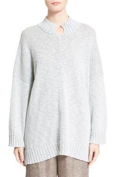 eskandar Handloomed Sideways Knit Linen Long Sweater $686.98 ...