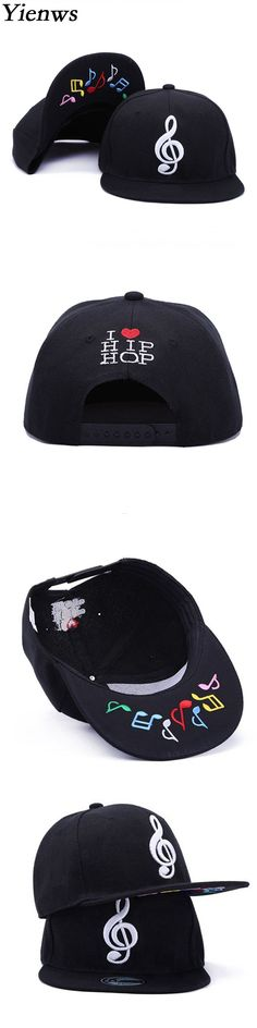 add037c1aea Yienws Mens Bone Gorras Planas Snapback Music Hip Hop Caps Womens Men Flat  Hats Wholesale Straight Brim Full Cap YIC517