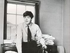 March 25, 1963: McCartney home at 20 Forthlin Road, Liverpool   Photos by Dezo Hoffman