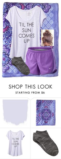 """""""Lazy day at home"""" by kelsey-fenner ❤ liked on Polyvore featuring Vera Bradley, Banana Republic and Witchery"""