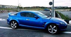 Mazda RX-8 Blue | Blue Mazda RX-8 for sale!!!