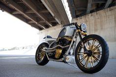 Mickey Rourkes Bike