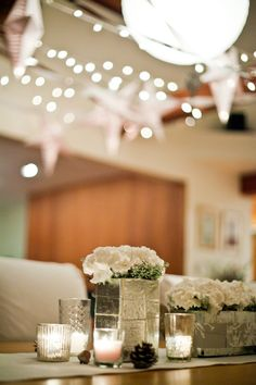 white and sparkles