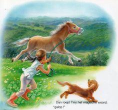 .en de lieve pony 9 KC