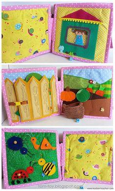 okul oncesi Oyuncak Kitap Yapımı (5), okul oncesi etkinlik, okul oncesi sanat etkinlikleri, etkinlik ornekleri