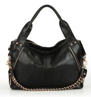 Zurriago de moda mujeres bolso de cuero genuino bolsos bolsos mujeres famosas marcas Tote bolsas femininas