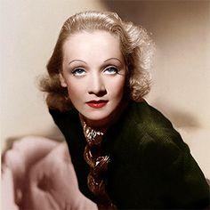 Marlene Dietrich - AND Magazine