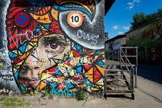 Creatività a cielo aperto a Berlino: la zona di Raw-Tempel
