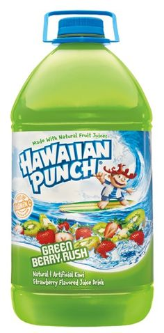 jungle themed drink flavors