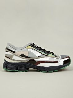 The Raf Simons Shoe-In-Shoe Runner for SS13.