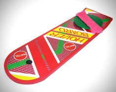 Mattel Back To The Future Hoverboards 1