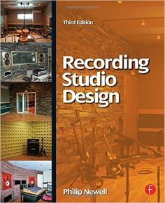 This is the book that guided me through my own recording studio design & construction project - my favorite on the subject.  While pushing the Non-Environment design philosophy, it considers others too so you can better choose the best overarching approach for your environment, resources, and needs.  Another plus, it discusses surround monitoring in great detail.