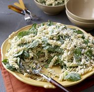 Mac and Cheese Salad with Buttermilk Dressing