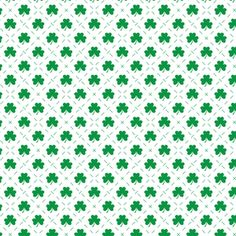 Shamrocks - Photography Backdrop Prop - Bubblegum Backdrops