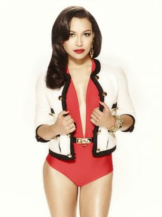 She's only reason I watch Glee. Luv her