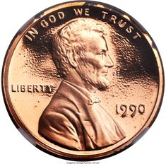 The 1990 No S penny is worth thousands of dollars! Here's how to tell if you have the rare 1990 penny + Everything you want … Valuable Pennies, Rare Pennies, Valuable Coins, Old Coins Value, Penny Values, Old Coins Worth Money, Coin Worth, Error Coins, Coin Values