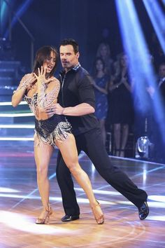 Antonio Sabato JR. & Cheryl Burke Dancing With the Stars Rumba Video Season 19 Week 2 9/22/14 #DWTS  #AntonioSabatoJr