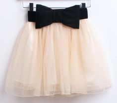 Tulle Bow skirt pink and many others colors