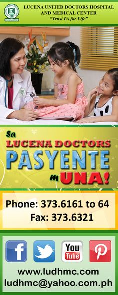 An ad for our Pediatric Care Center