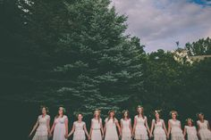 The maypole girls | A Midsummer Mingle
