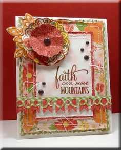 Card byVickie Z. using Verve Stamps.  #vervestamps