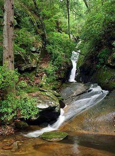 Falls Creek Falls, South Carolina