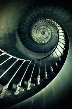 Spiral Staircase. @designerwallace
