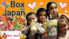 PROBANDO CHUCHES Y SNACKS JAPONESES | @BoxFromJapan