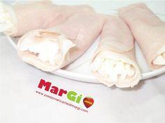 Involtini di prosciutto - ricette antipasti veloci e semplici di MarGi