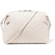 Bottega Veneta Nodini small intrecciato leather shoulder bag (2 737d04a2d513a