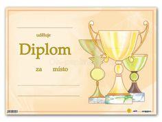 Výsledek obrázku pro diplom pro děti sport