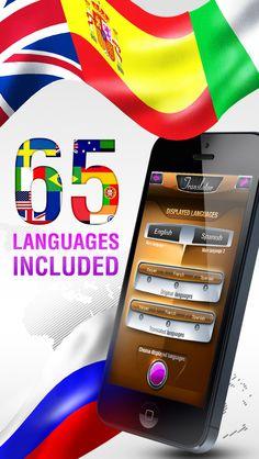 iPhone App Funny Translate - Translator