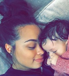 mother and daughter, heather sanders, and baby zo image