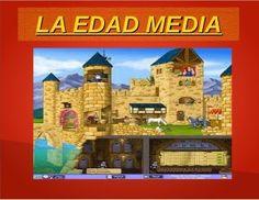 LA EDAD MEDIA 5 PRIMARIA