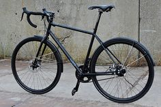 WIND Fast Commuter | Cycle EXIF... Di2, Gates Carbon Belt Drive