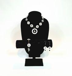 3 piece jewelry set by MadeByMandii123 on Etsy