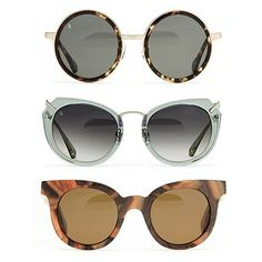 These super-cool sunnies from Raen Optics make the perfect finishing touch to your Coachella look.
