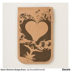 heart abstract design fractal Phone Case on Zazzle @zazzle #zazzle #phone #iphone #case #cool #awesome #sweet #leather #pouch #buy #products #sale #shop #shopping #fashion #style #design #nice #rad #hip #chic #heart #love #sign #symbol #lover #loves #illustration #drawing