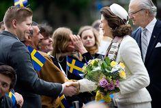 Queen Silvia, June 6, 2015   Royal Hats