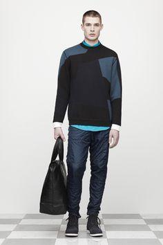 Alexander Wang Fall 2012 Menswear Alexander Wang, Mens Fall, Sportswear,  Men s Collection, 000af782a73