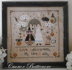 CUORE E BATTICUORE > HALLOWEEN IN THE RAIN