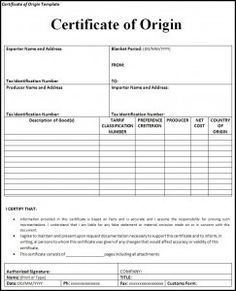 Corporation Certificate Template For Fictitious Or Assumed Name