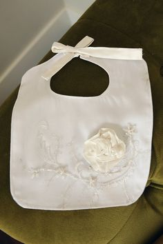 Hey, I found this really awesome Etsy listing at https://www.etsy.com/listing/125401514/baptism-blessing-lace-and-silk-rose-bib