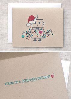 supercharged christmas