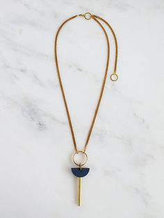 Talisman Necklace by Wolf & Moon