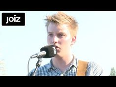 George Ezra - Cassy O' (Live at joiz) - YouTube