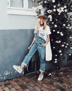 Best Winter Outfit Ideas Back To School 2019 05 Look Fashion, Autumn Fashion, Fashion Outfits, Womens Fashion, Fashion Trends, Fashion News, Jeans Vintage, Look Vintage, Winter Outfits